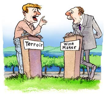 The debate over terroir vs. winemaking heats up